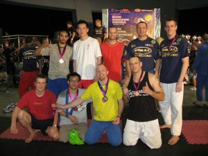 2007 Pan Asian Tournament