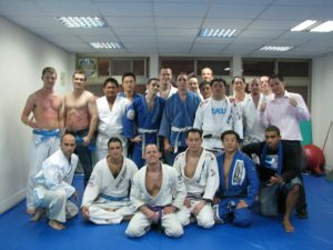 2008 Blue Belt Promotion