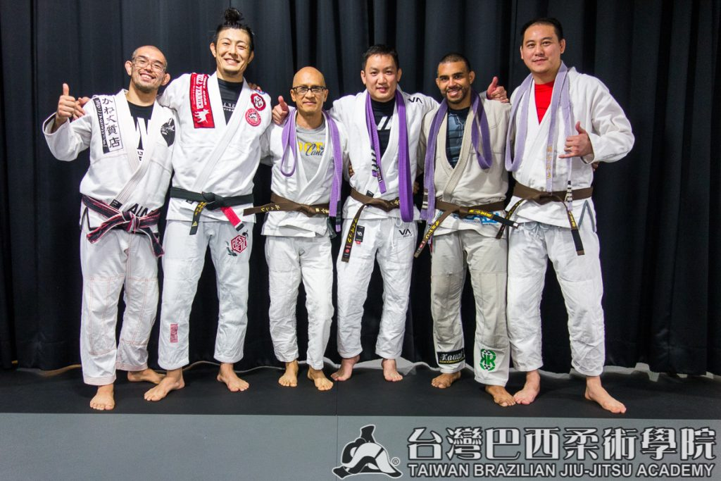2016 TWBJJ Year-End Belt Promotion