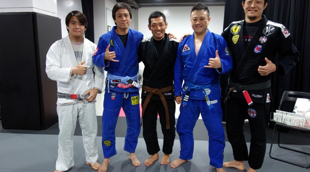 Taiwan BJJ Instructors