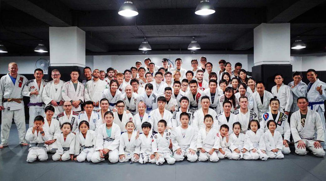 TWBJJ 台灣巴西柔術學院