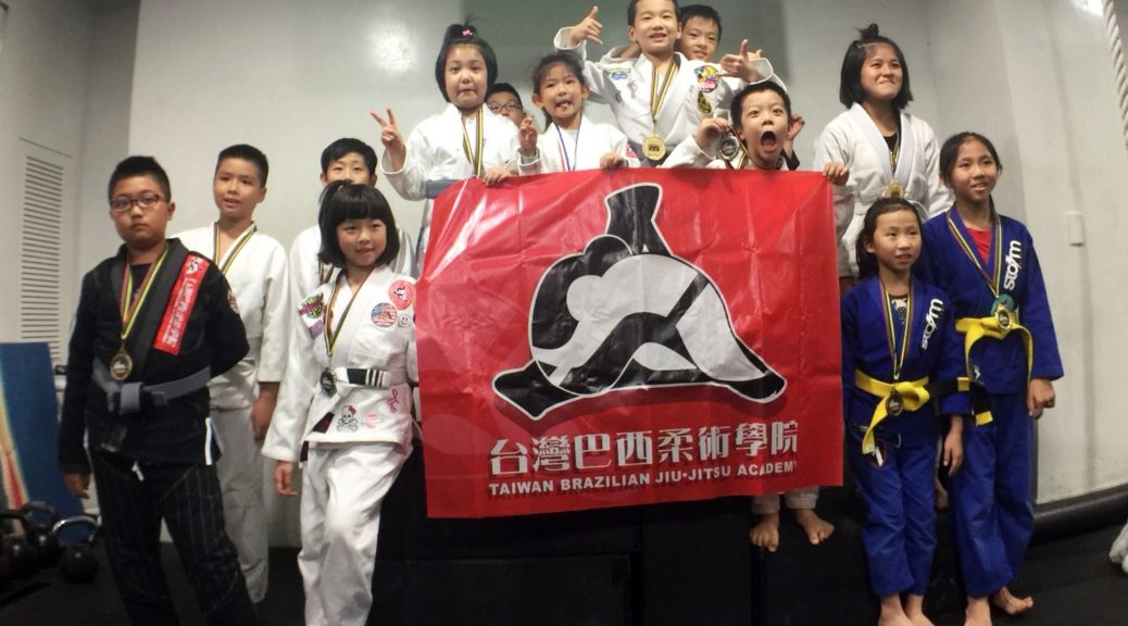 Kings & Queens of Taiwan BJJ
