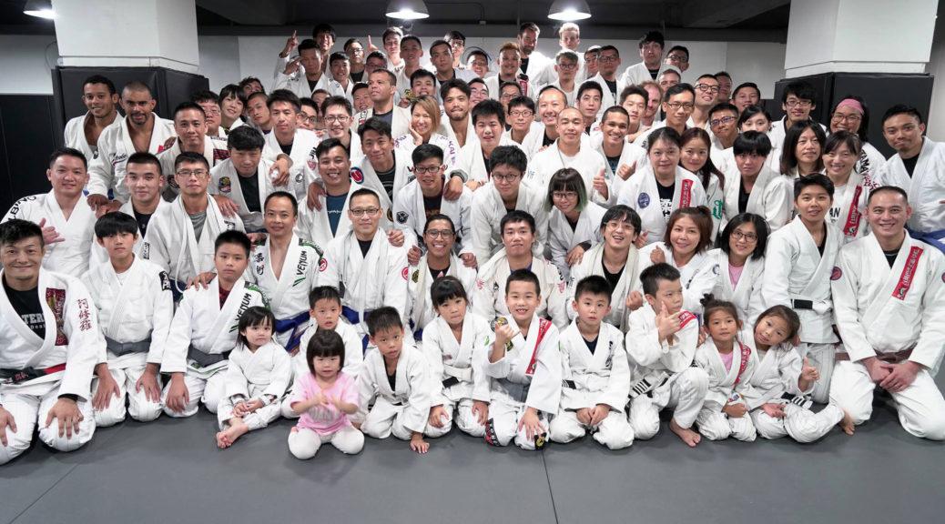 台灣巴西柔術學院