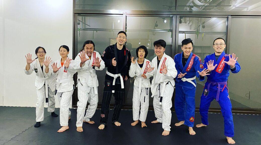 安坑學院 Taiwan BJJ Ankeng branch